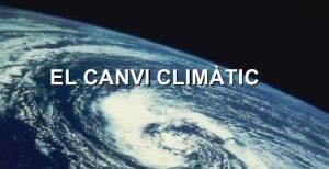 Premsa i canvi climàtic
